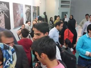 drukte expositie Dezful