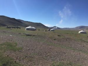 olgi, noord west Mongolië