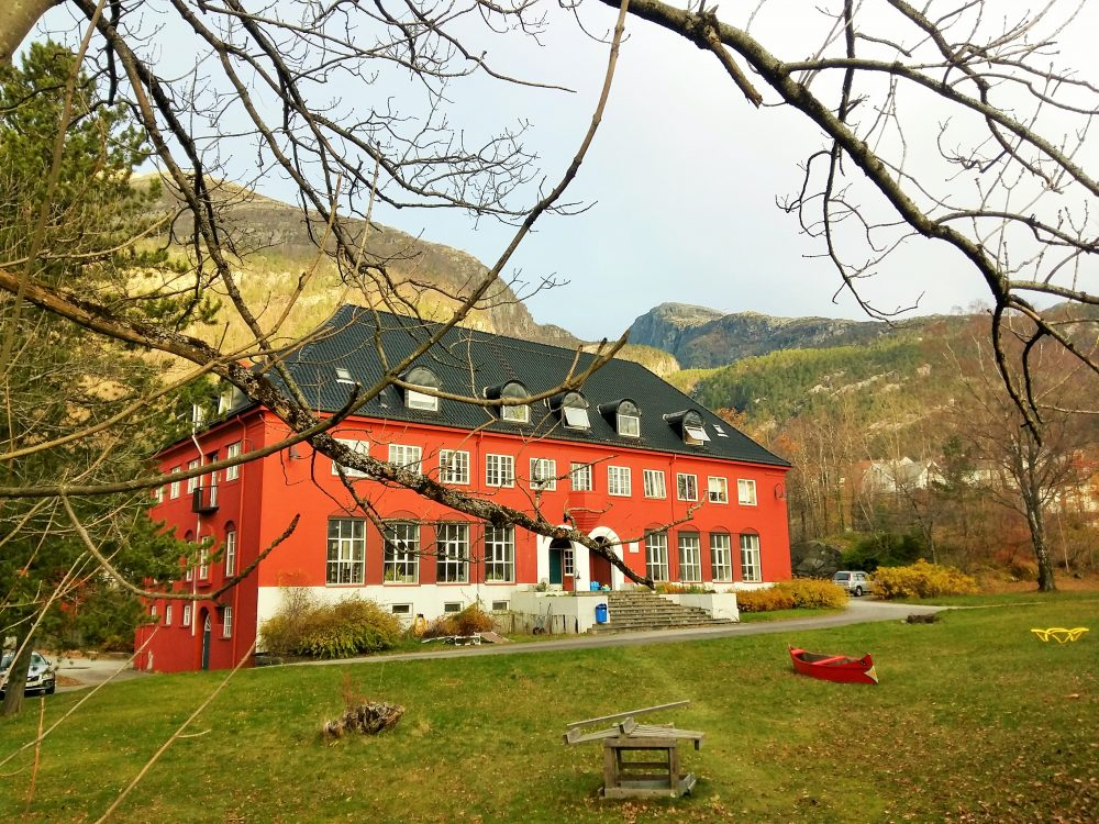 Kunstnarhuset Messen, Alvik